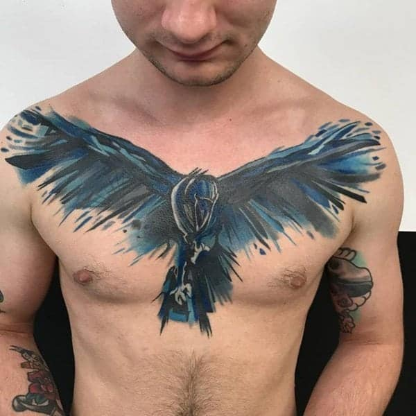 61eaf86063641 80 Amazing Raven Tattoos That Will Change Your Life