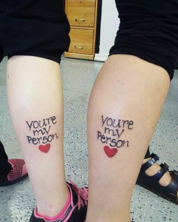 130 Inspiring Sister Tattoos That You Will Love