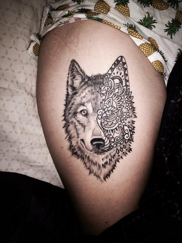 刺青 纹身 600_800 竖版 竖屏