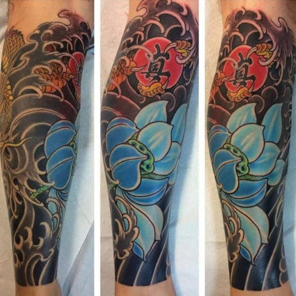 38902e861 108 Amazing Japanese Tattoos That Are Very Cultural