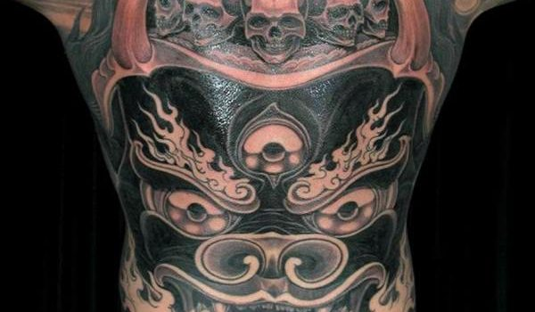 45 Best Foo Dog Tattoo Ideas