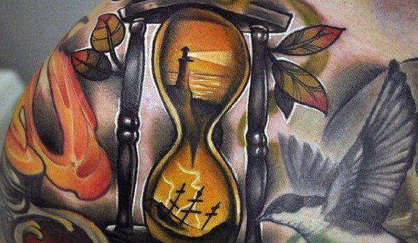 hourglass-tattoos