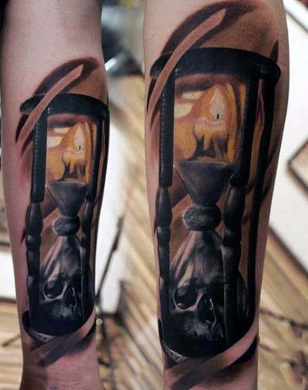 f592a9ca1 If you're looking out for some of the jaw-dropping hourglass tattoo ideas  then keep scrolling down for some fascinating ones. The hourglass tattoo  design ...