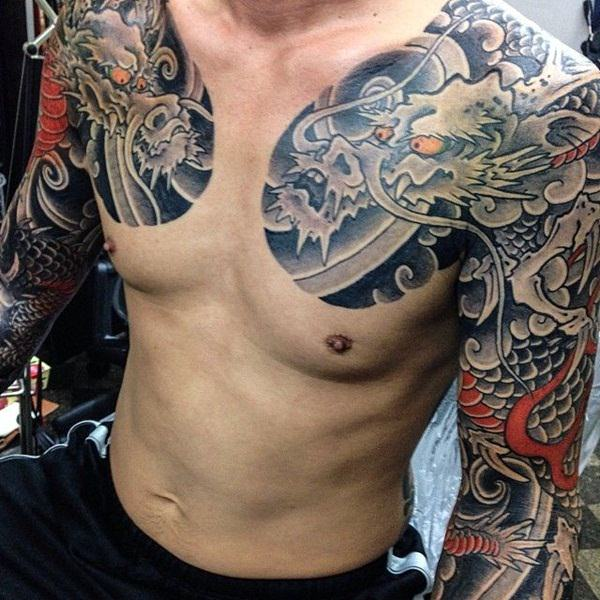 83 alluring half and full sleeve tattoos. Black Bedroom Furniture Sets. Home Design Ideas