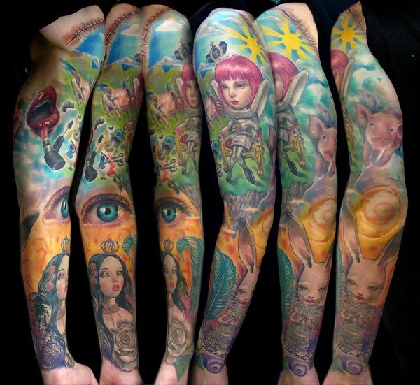inkme- sleeve tattoos6