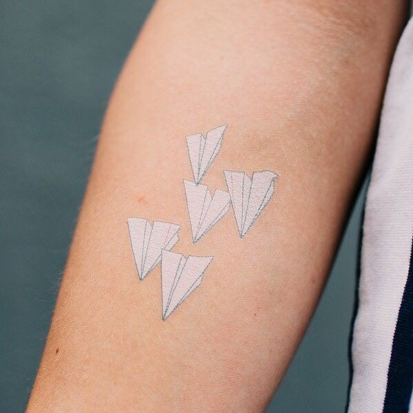 Célèbre 75 Striking White Ink Tattoos That Are Sure to Stand Out VS19