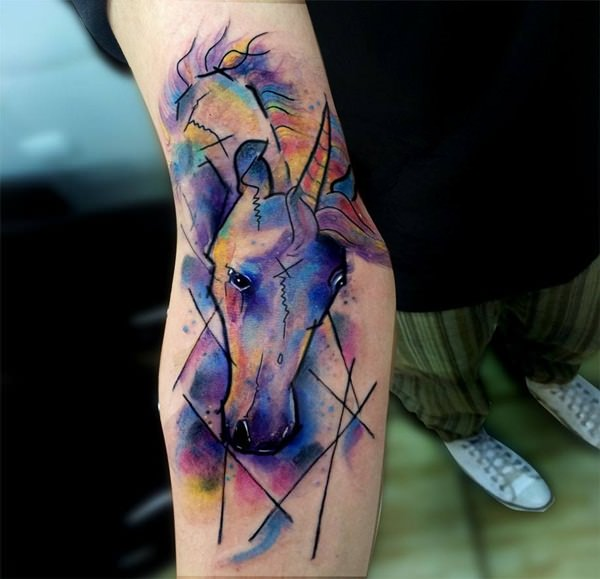 42-unicorn-tattoos