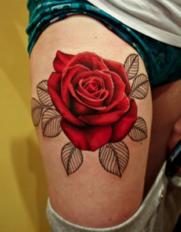 Beautiful Floral Tattoos Designs that'll blow your Mind0001