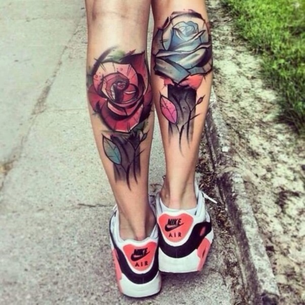 Beautiful Floral Tattoos Designs that'll blow your Mind0031