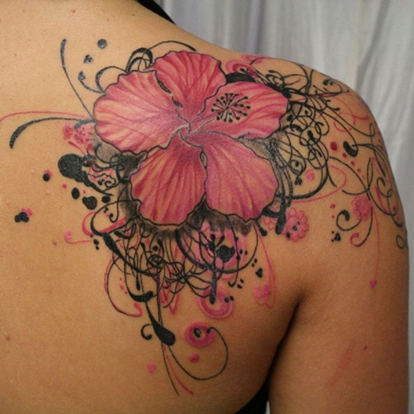 Beautiful Floral Tattoos Designs that'll blow your Mind0121