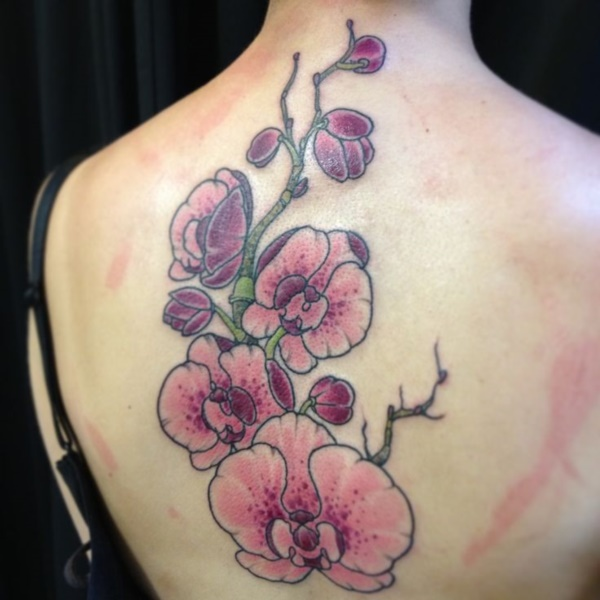 Beautiful Floral Tattoos Designs that'll blow your Mind0161