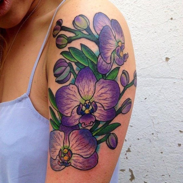 Beautiful Floral Tattoos Designs that'll blow your Mind0181