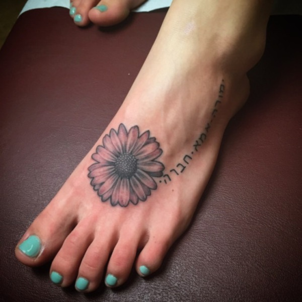 Beautiful Floral Tattoos Designs that'll blow your Mind0201