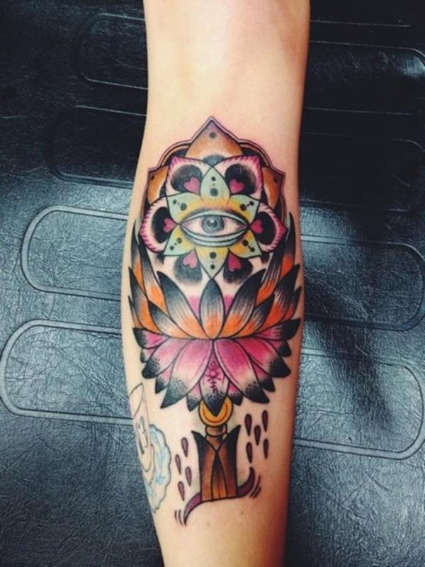 70de9f8b3947f 101 Beautiful Floral Tattoos Designs that Will blow your Mind