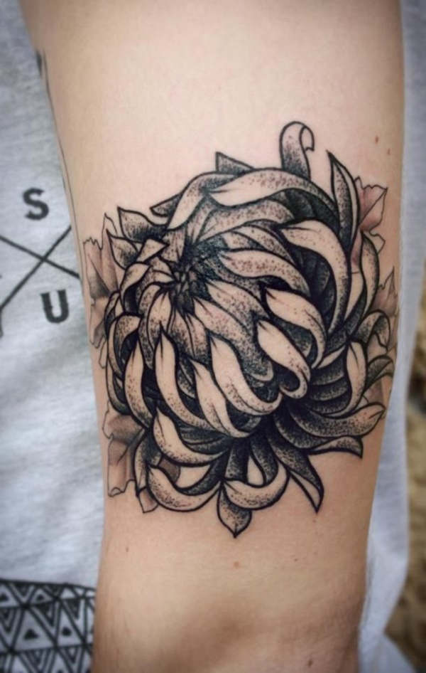 Beautiful Floral Tattoos Designs that'll blow your Mind0361