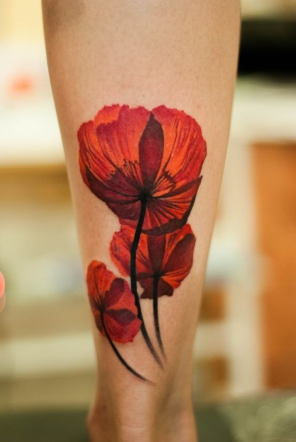 Beautiful Floral Tattoos Designs that'll blow your Mind0401