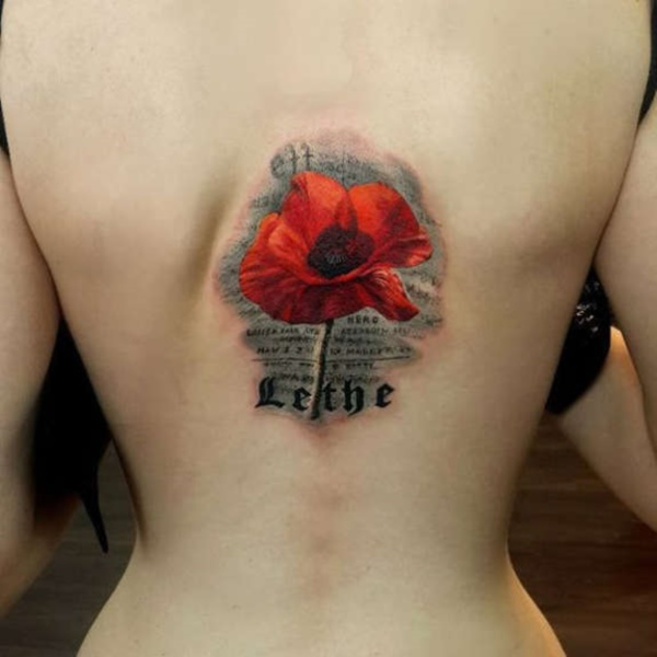 71485eeda1d1a 101 Beautiful Floral Tattoos Designs that Will blow your Mind