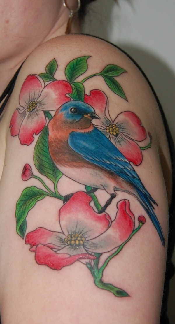 Beautiful Floral Tattoos Designs that'll blow your Mind0471