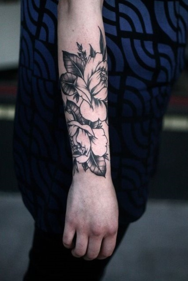 Floral Tattoos Designs that'll blow your Mind0011