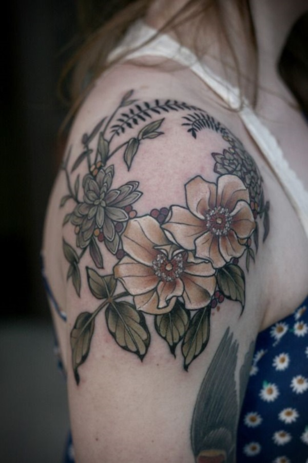 101 Beautiful Floral Tattoos Designs That Will Blow Your Mind