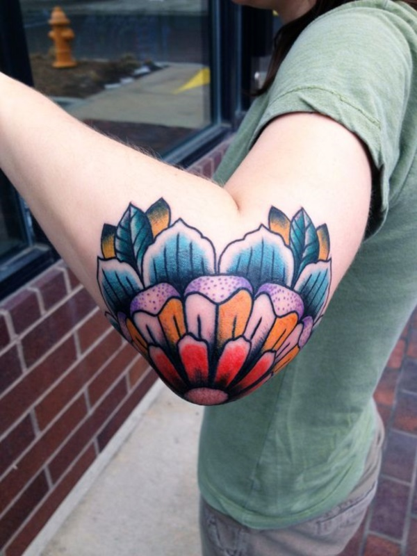 Floral Tattoos Designs that'll blow your Mind0051