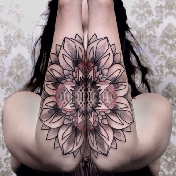 Floral Tattoos Designs that'll blow your Mind0081