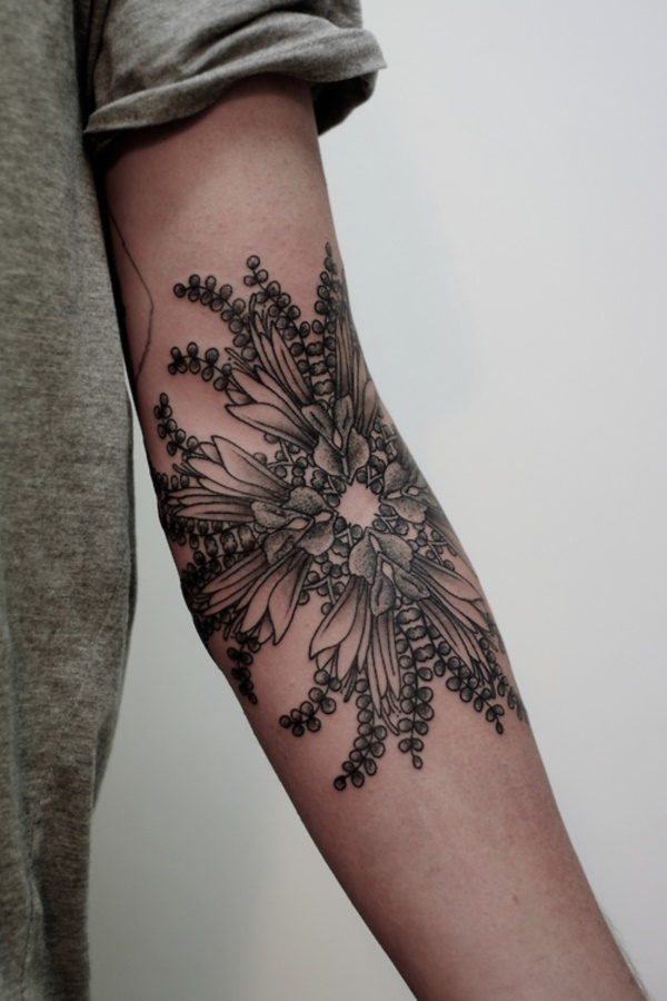 Floral Tattoos Designs that'll blow your Mind0121