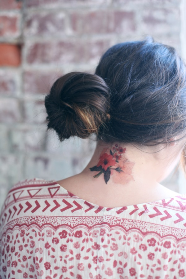 Floral Tattoos Designs that'll blow your Mind0141