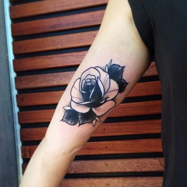 Floral Tattoos Designs that'll blow your Mind0451