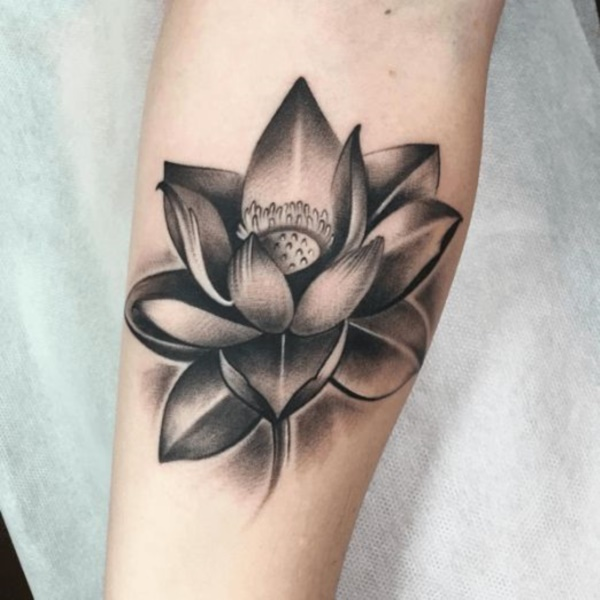 Floral Tattoos Designs that'll blow your Mind0471