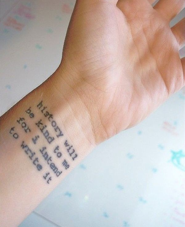 Relevant Small Tattoo Ideas and Designs for Girls0211