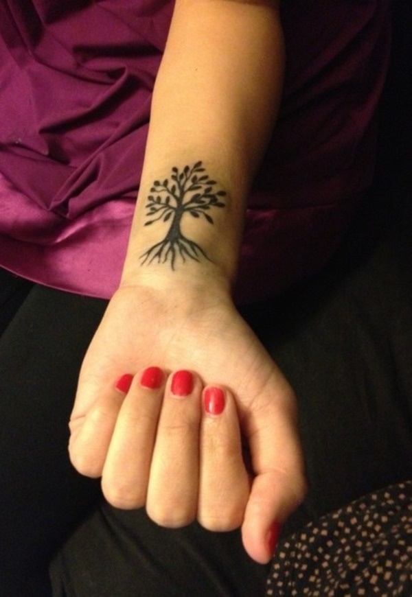 Relevant Small Tattoo Ideas and Designs for Girls0571