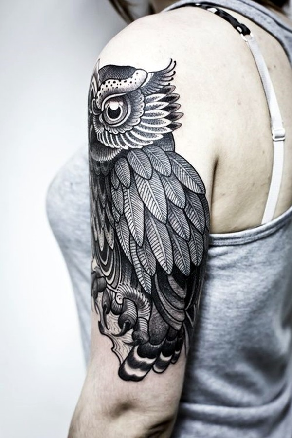 125 Fantastic Half And Full Sleeve Tattoos For 2019