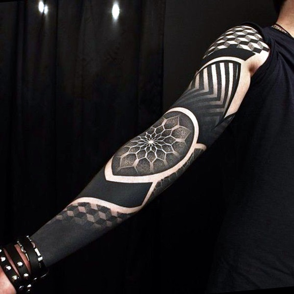 Tattoo Sleeve Ideas and Designs (16)