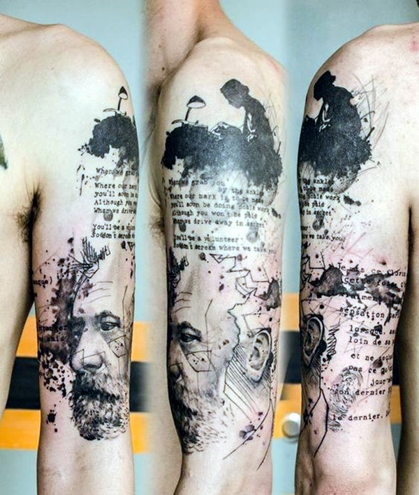 Tattoo Sleeve Ideas and Designs (2)