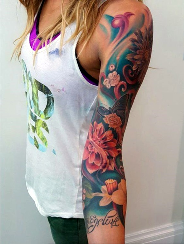 Tattoo Sleeve Ideas and Designs (24)