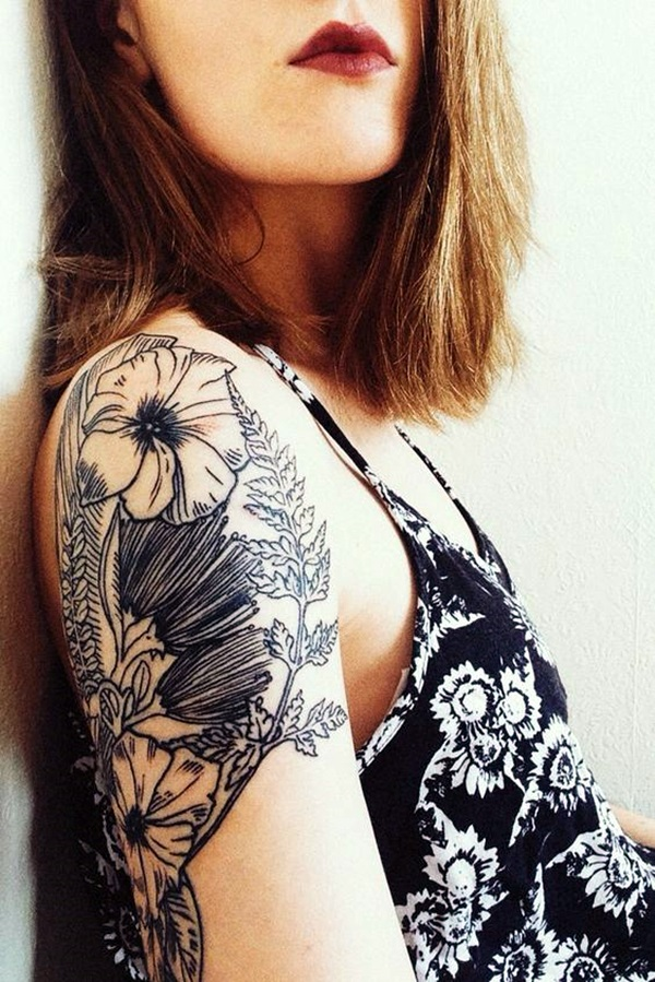 Tattoo Sleeve Ideas and Designs (3)