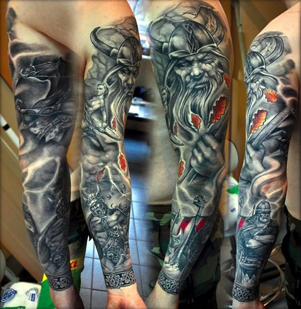 75 fantastic tattoo sleeve ideas and designs to try in 2016 for Tattoo sleeve ideas girl
