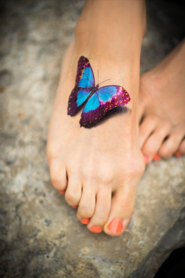 Cute Butterfly tattoo designs6