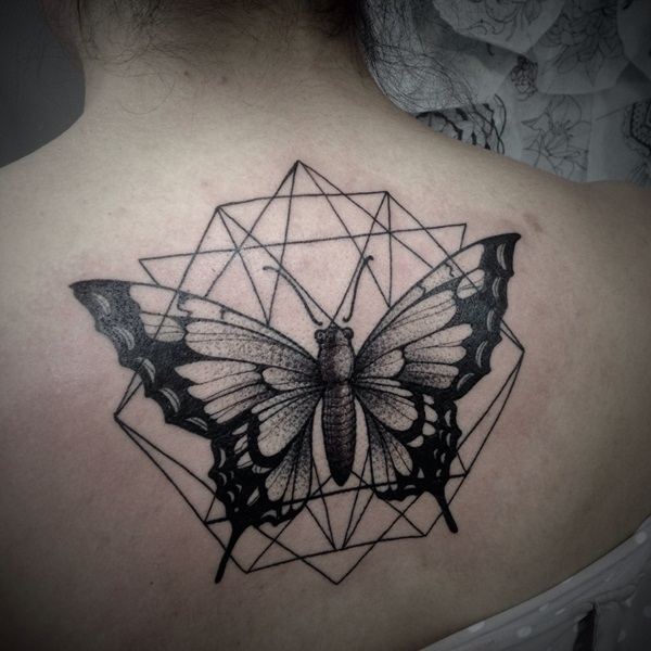 Cute Butterfly tattoo designs64