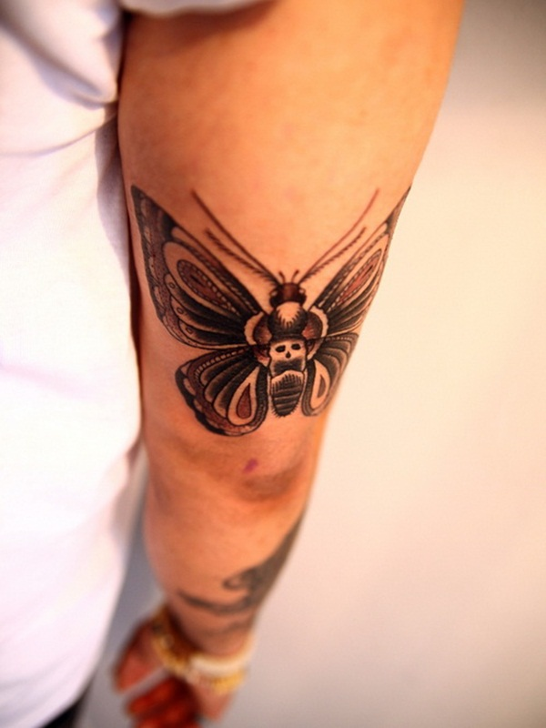 Cute Butterfly tattoo designs67