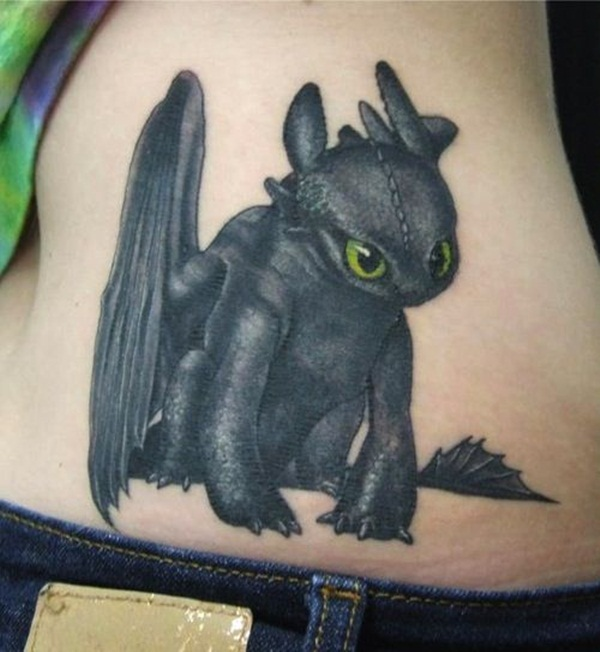 Dragon tattoo designs for women and men22