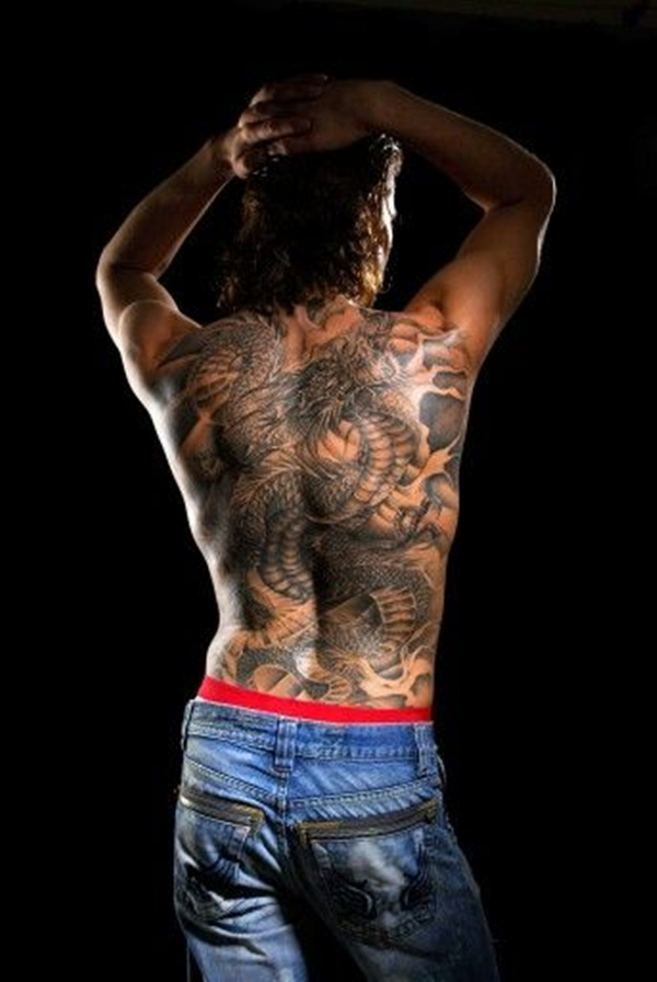 Dragon tattoo designs for women and men29