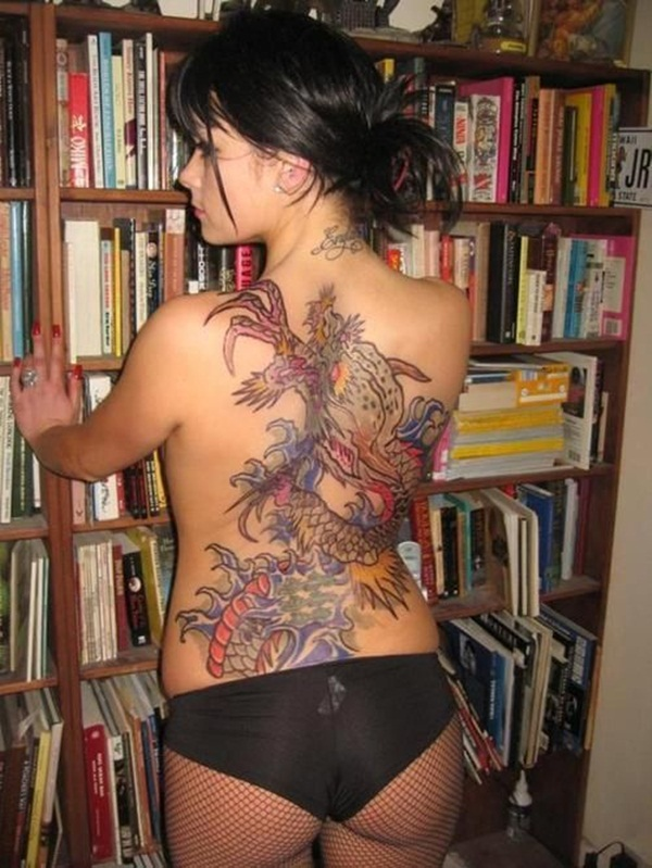 Dragon tattoo designs for women and men31
