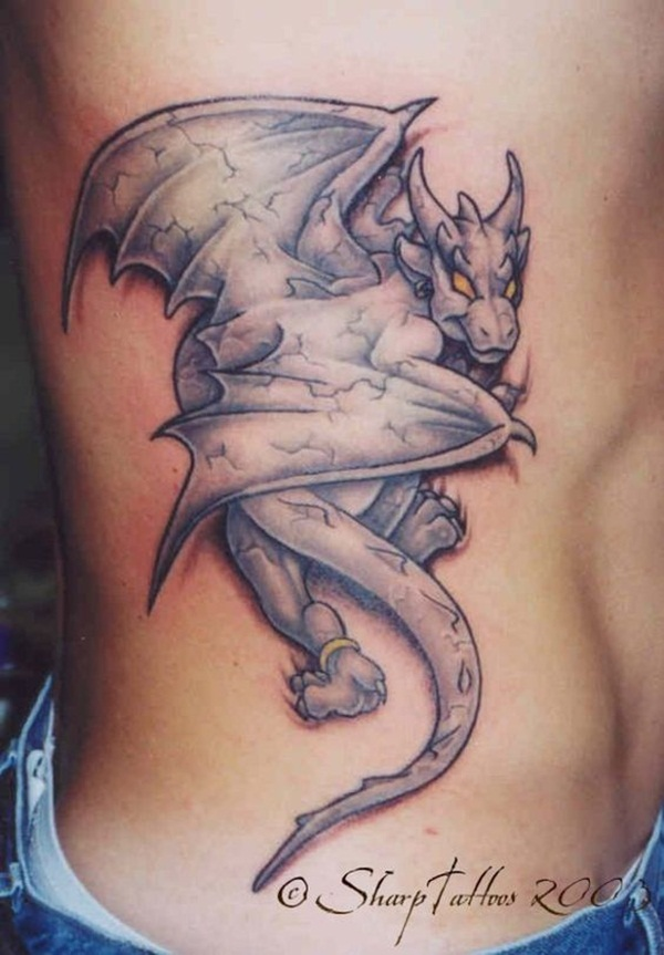 Dragon tattoo designs for women and men36