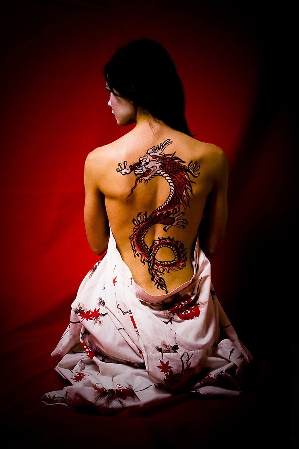 Dragon tattoo designs for women and men41