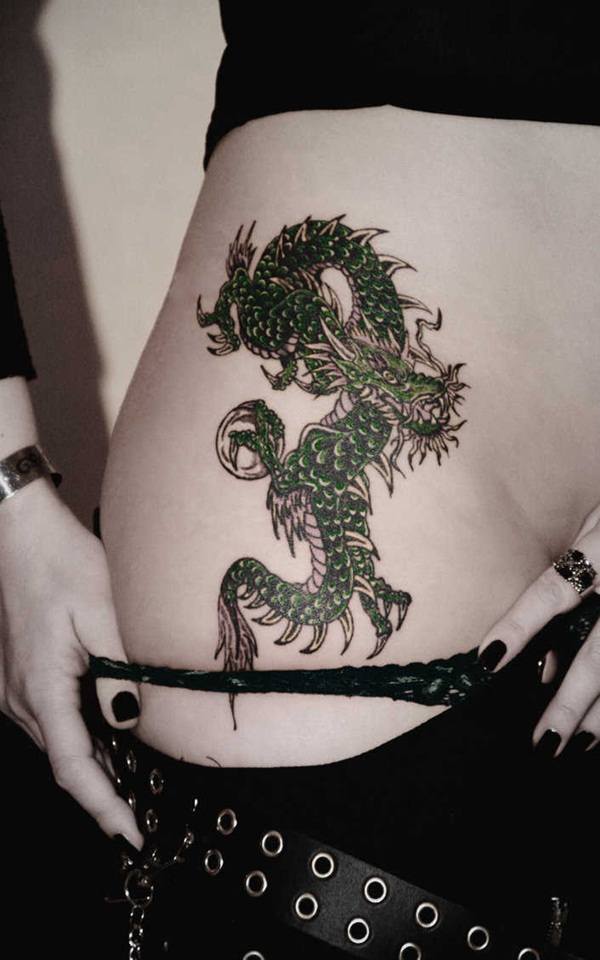 Dragon tattoo designs for women and men44