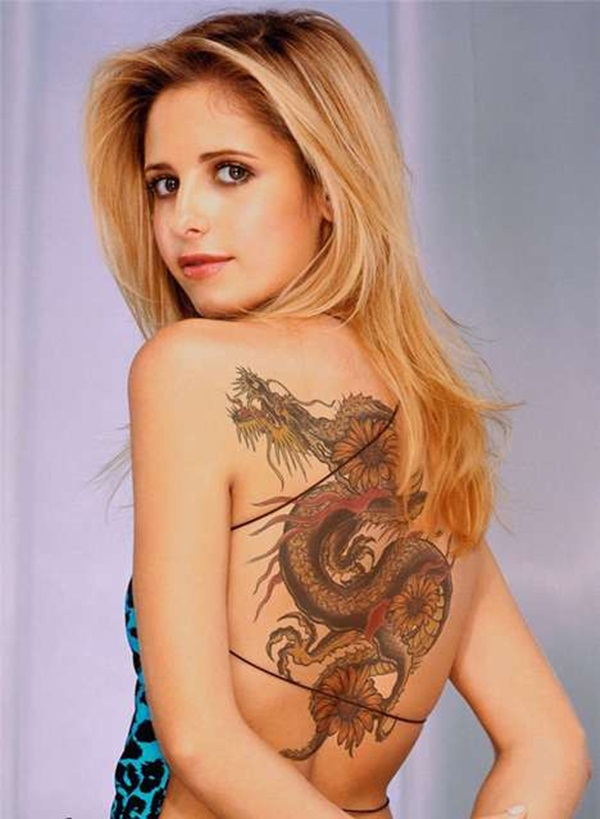 Dragon tattoo designs for women and men46