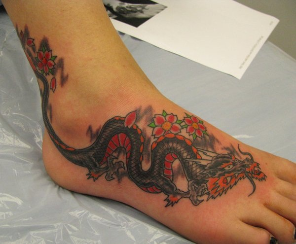 Dragon tattoo designs for women and men47