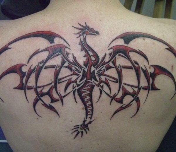 Dragon tattoo designs for women and men57